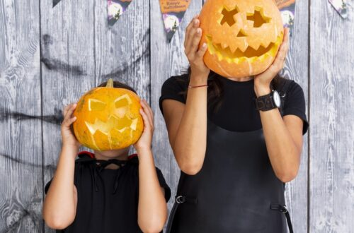 celebrate halloween as a foreigner
